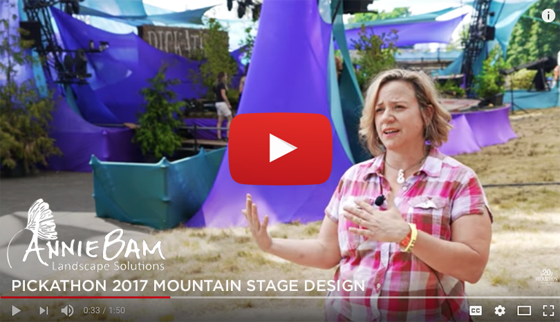 ANNIEBAM Landscape Solutions Pickathon 2017 Design Series Featurette