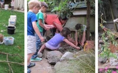 Gardening with Children: Fairy Gardens