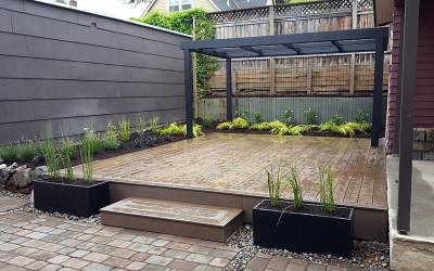 Sellwood Backyard Functionality Boost