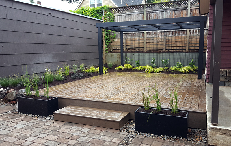 Sellwood Backyard Functionality Boost